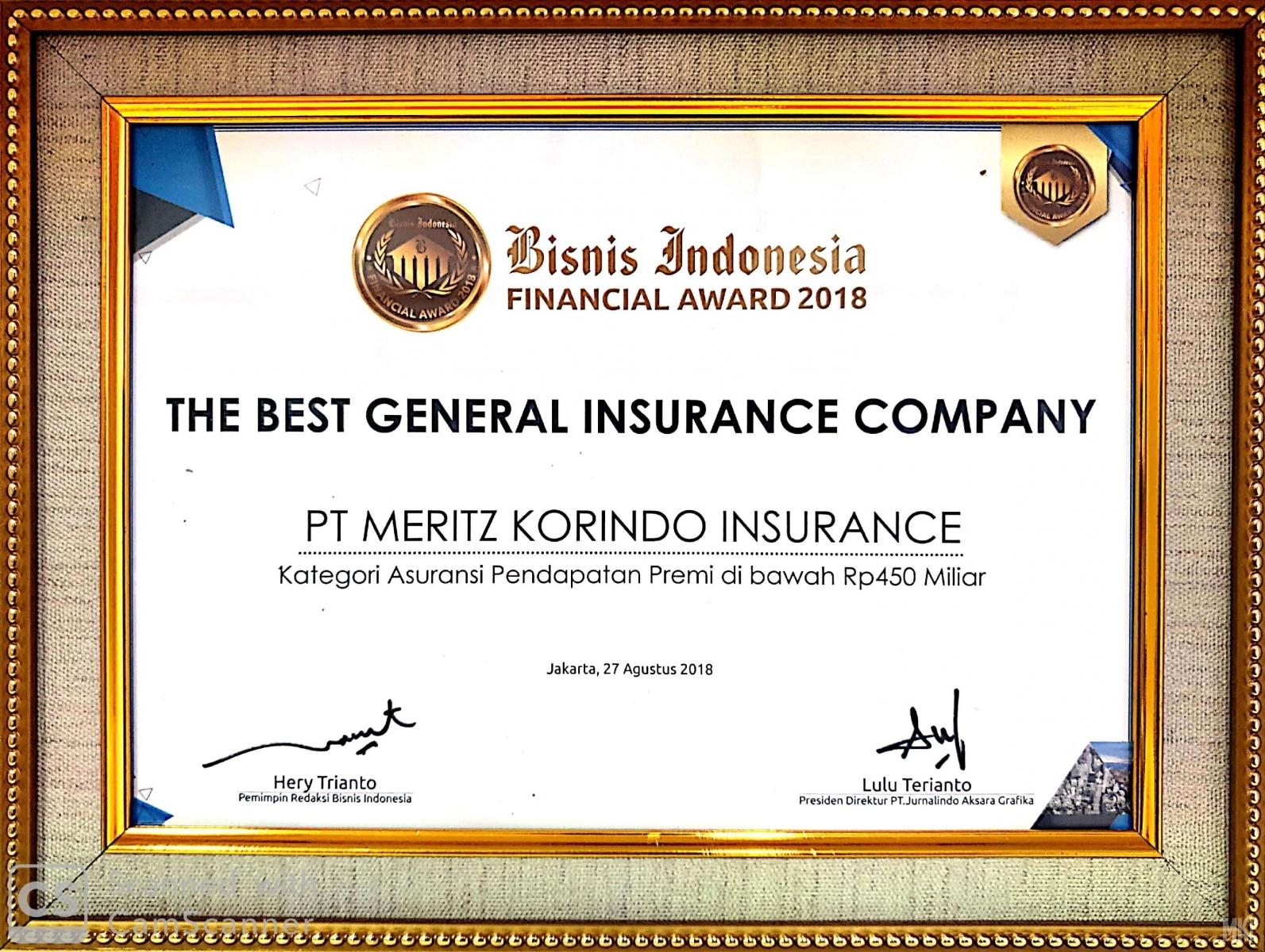 Bisnis Indonesia - 2018